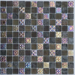 Heather Mosaic