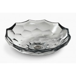 Hand Crafted Crystal Bowl