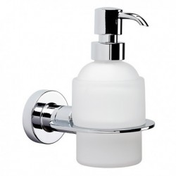 Round Soap Dispenser Wall Mounted