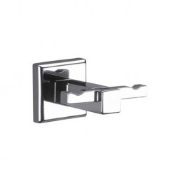 Square Double Robe Hook