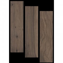 Brown Flax Porcelain Wood 900x225mm