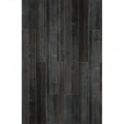 Dec Black Porcelain Wood 1200x200mm