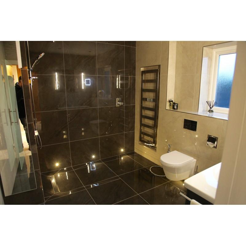 Elements Vanity Amp Brasilia Tiled Bathroom Stonewood