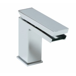 Madison Open Spout Waterfall basin mixer