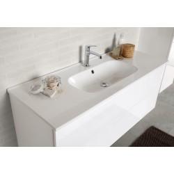 Elements Slim Basin Double Drawer Vanity