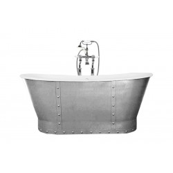 New Charleston Freestanding Cast Iron Bath