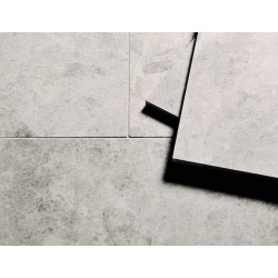 Silver Honed Natural Limestone tile