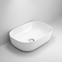 Opus Ceramic Rectangular Basin