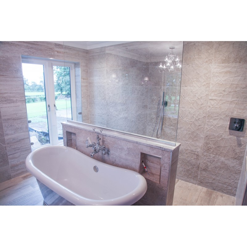 Buy Vstone Tiled Bathroom With Set 12 Vanity