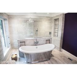 Vstone Tiled Bathroom with Set 12 Vanity