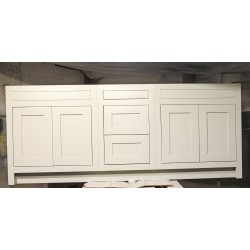 Bespoke Set 12 Large Henbury Drawer Door Vanity