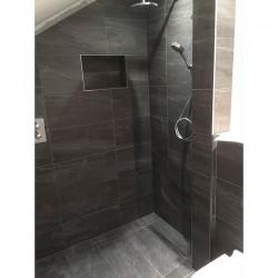 En-Suite Shower room Under Construction