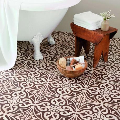 Dec Brown Floor tile