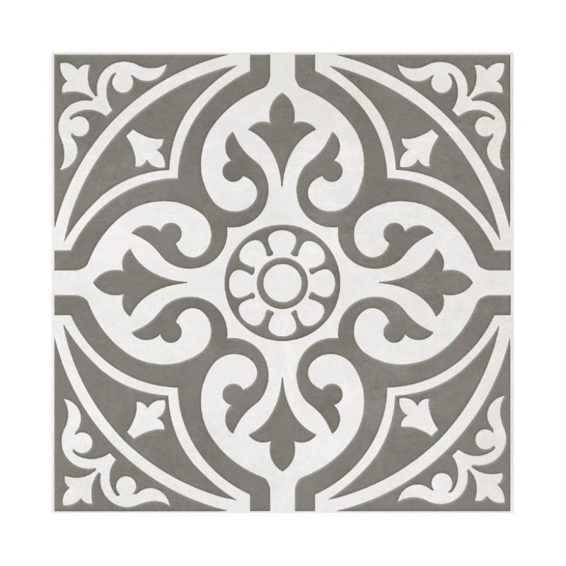 Buy Dec Grey Floor Tile
