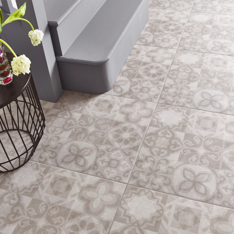Buy Multi Beige Floor Tile