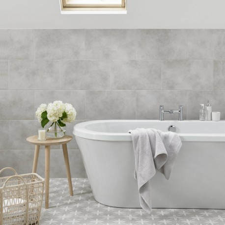Dove Grey Floor tile
