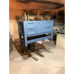 Bespoke Set 12 Henbury Two Door Stifkey Blue
