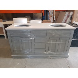 Bespoke Set 12 Large Henbury Inframe Drawer Door Vanity