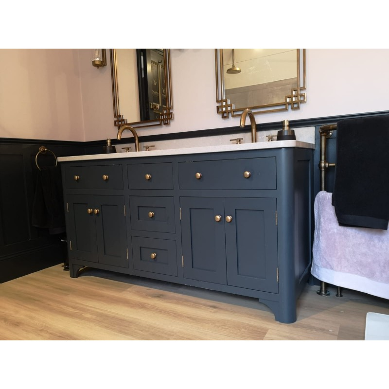 Buy Bespoke Set 12 Vanity Painted Fb Railings