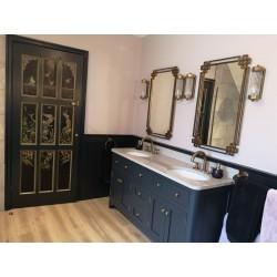 Bespoke Set 12 Vanity Painted FB Railings