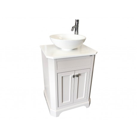 Henbury Set 11 60cm Vanity Painted F&B Elephants Breath