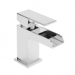 Flow Waterfall Basin mixer