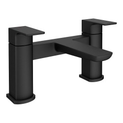Black Milan Bath Filler