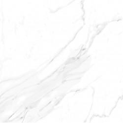 White Marble Gloss Porcelain Wall and Floor Tile 60x60cm