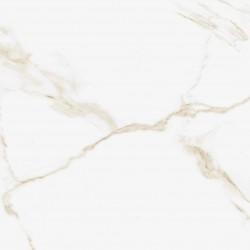 Calacatta Gold Marble Gloss Porcelain Wall and Floor Tile 60x60cm