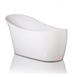 Slipper Acrylic Freestanding Bath