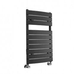 FLAT BAR CURVED RADIATOR (840 x 500m) ANTHRACITE