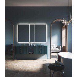 Canne free Standing Double Vanity