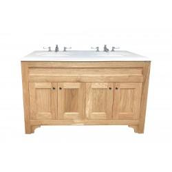 Chatsworth Oak 4 Door Set 12 Vanity