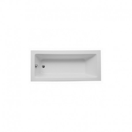 Quadra 170x70cm Single End bath