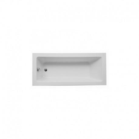 Quadra 180x80cm Single End bath