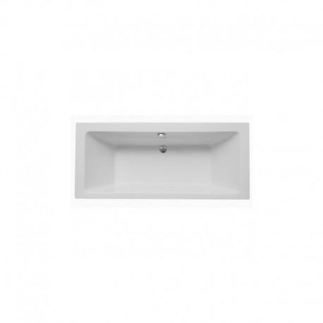 Quadra 170x70cm Double End bath