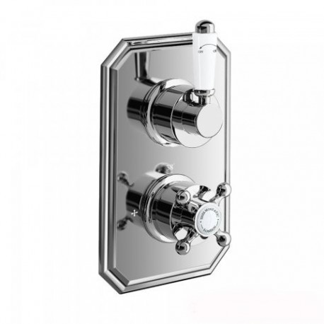 What Is A Thermostatic Shower Valve.Buy Henbury Thermostatic Shower Valve
