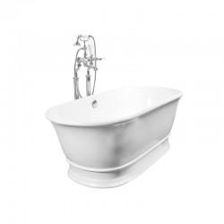 Henbury Cast Stone 155x74cm Free Standing bath