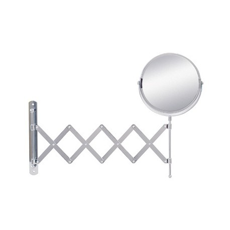 Reversable Extendable Magnifying Wall Mirror