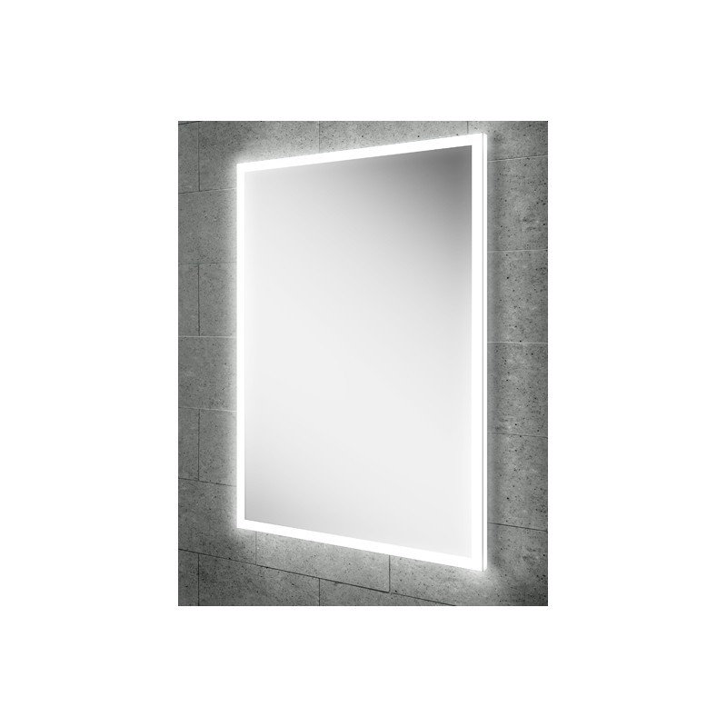 Buy Steam Free Led Mirror With Ambient Lighting