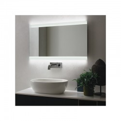 Backlit LED Mirror