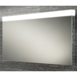 Steam Free LED Mirror