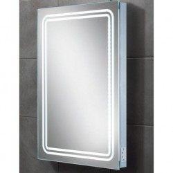 LED w 70 back-lit mirror with shavor socket.