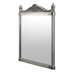 Brushed aluminium frame mirror Decorative Mirror