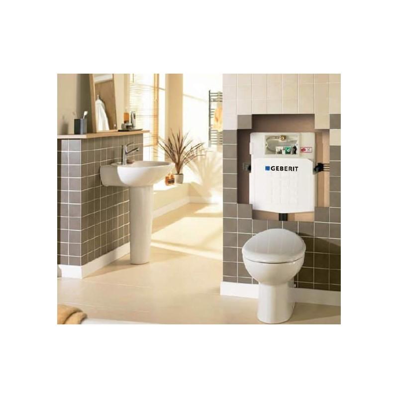 geberit sigma concealed cistern 12cm up320 stonewood. Black Bedroom Furniture Sets. Home Design Ideas