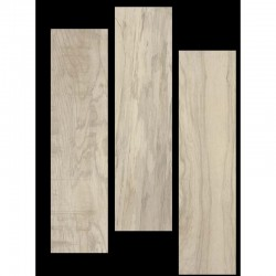 White Smoke Porcelain Wood 900x225mm