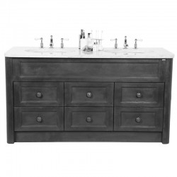 Henbury Set 12 Vanity Six Drawer