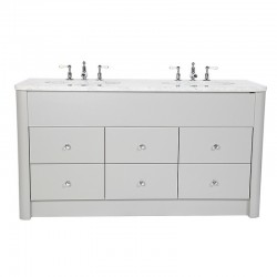 Set 12 Vanity Six Drawer